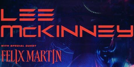 Lee McKinney – Infinite Mind Tour tickets