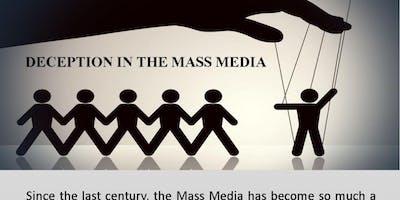 Deception in the Mass Media by Reggie Lee