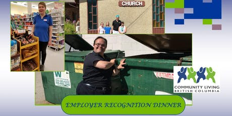 Employer Recognition Dinner tickets