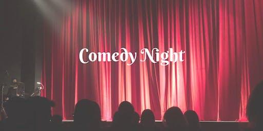 Le Cordon Comedy Night