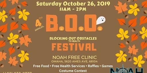 B.O.O. Fest 2019 by NOAH Free Clinic