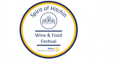 Hitchin Wine and Food Festival, Wine Event tickets