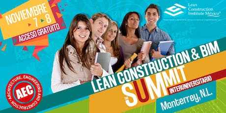 Congreso LEAN CONSTRUCTION & BIM entradas