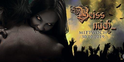 Beiss mich... am Mittwoch 30. Oktober in der Nacht zu Halloween / Parlament