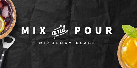 Ugly Christmas Sweater Mix and Pour Mixology Class tickets