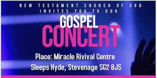 Fundraising Gospel Concert