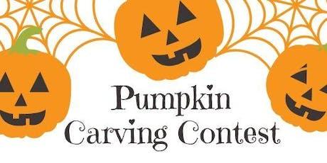 Waterside Estates Pumpkin Carving Contest tickets