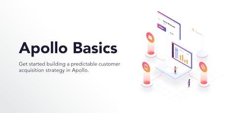Apollo Basics Live Training tickets