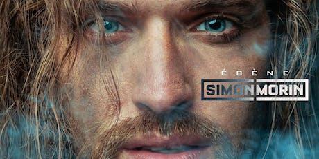Simon Morin | Lancement du nouvel album billets