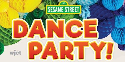 Sesame Street Dance Party