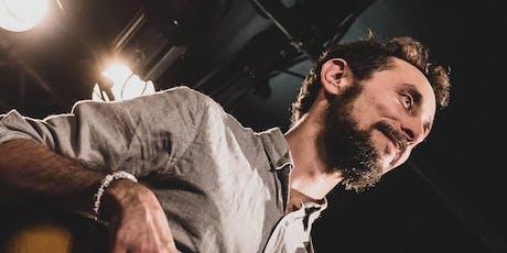 Concert Jam Soul, Tbt to Erykah Badu, Seb Levanneur, 16 Oct billets