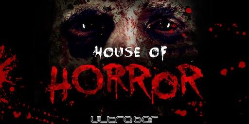 HOUSE OF HORROR- ULTRABAR
