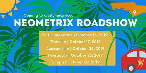 NeoMetrix Road Show: Ft. Lauderdale