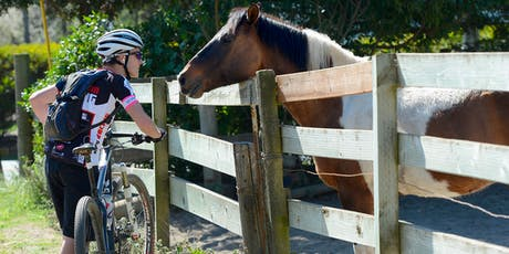 Tails and Tires - Trail user safety workshop and mixed surface ride! tickets