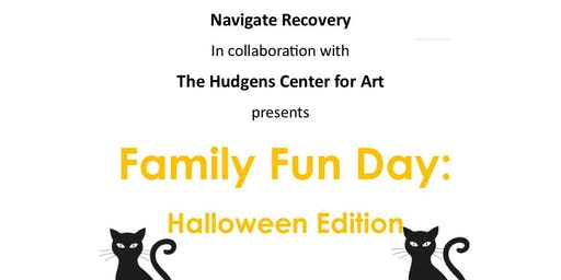 Family Fun Day: Halloween Edition