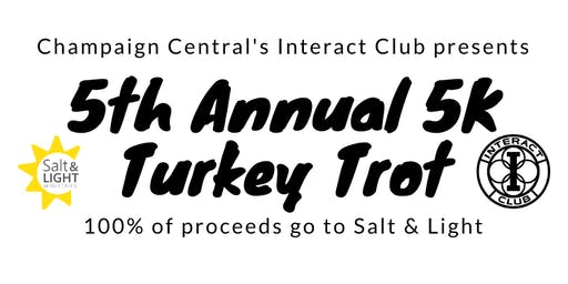 Interact Club 5k Turkey Trot