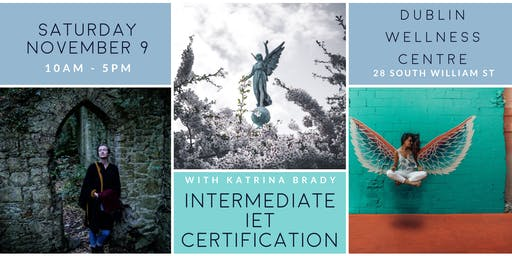 Integrated Energy Therapy Intermediate Certification Course