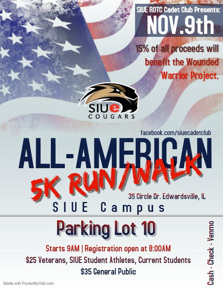 All-American 5K on