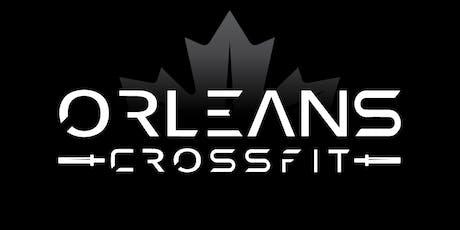 Free Week at Orleans CrossFit tickets