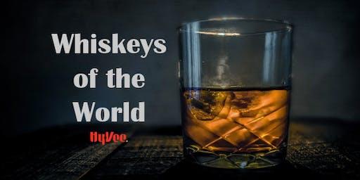 Whiskeys of the World Seminar