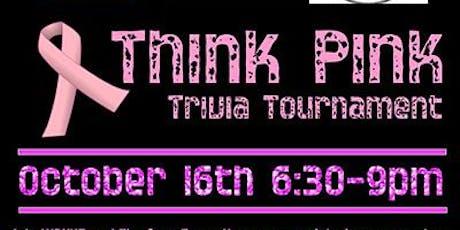 Think Pink Trivia Night tickets