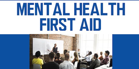 Mental Health First Aid for Veterans, Military Members, and their Families tickets