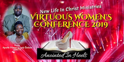 New Life Virtuous Women Conference 2019