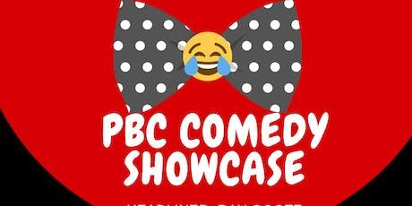 PBC Comedy Showcase tickets