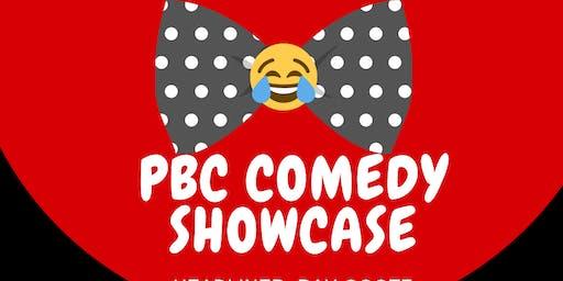 PBC Comedy Showcase