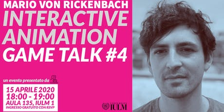 GAME TALK #4: MARIO VON RICKENBACH Tickets