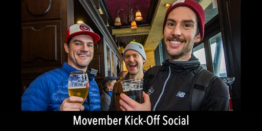 Movember Kick-Off Social