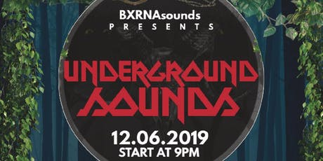 Underground Sounds Festival tickets