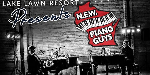 Dueling Pianos Holiday Show at Lake Lawn Resort