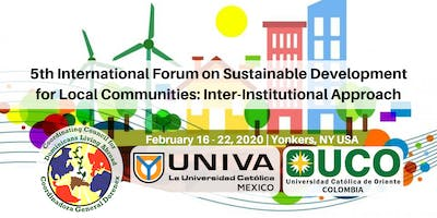 International Forum on Local Sustainable Development