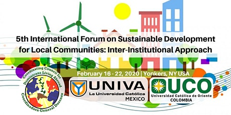 International Forum on Local Sustainable Development tickets