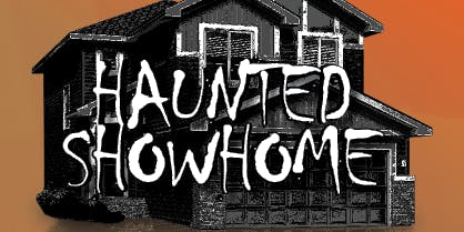 Sterling Homes Haunted Show Home