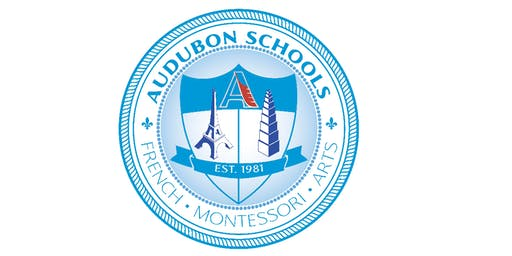 Audubon Charter School - Open House, Oct. 23rd Session 3