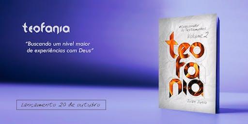 Pré Venda do Livro TEOFANIA  |  #ColecionadordeTestemunhos Volume 2