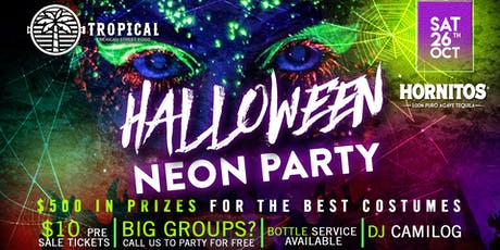 Neon Halloween Party tickets