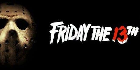 Friday The 13th – Halloween Night Movie tickets