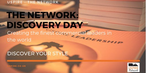 The Network Discovery Day [Discover Your Style - Nottingham]