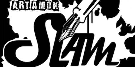 Art Amok Poetry Slam tickets