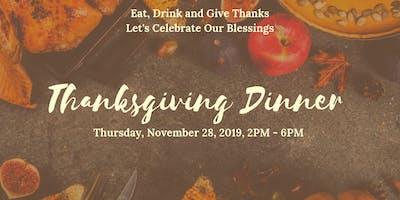 Thanksgiving Dinner- Lanham