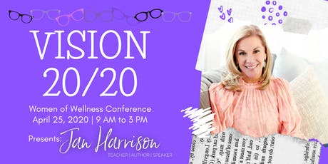 Women of Wellness Vision 20/20 Conference tickets