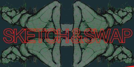 SKETCH & SWAP HALLOWEEN SPECIAL tickets