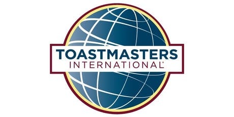 An afternoon with Toastmasters tickets