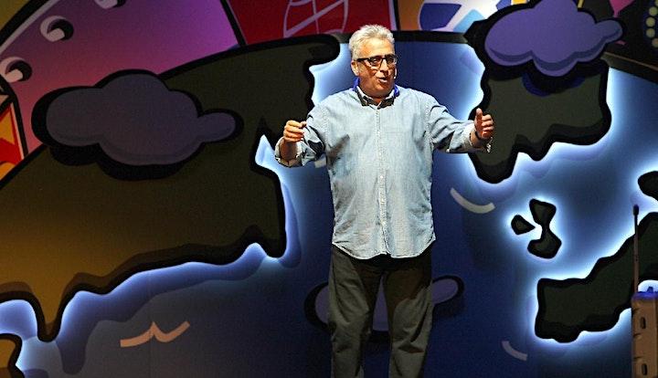 Imagen de LEO HARLEM presenta DEJE QUE TE CUENTE en el Auditorio Mar de Vigo