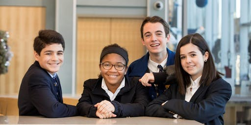 Parent Information Session: Marist for Middle & High School