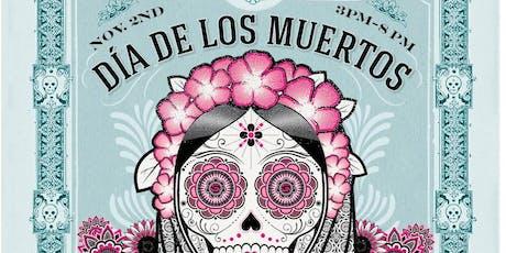 Souls of the City - Dia De Los Muertos - Old Sacramento tickets