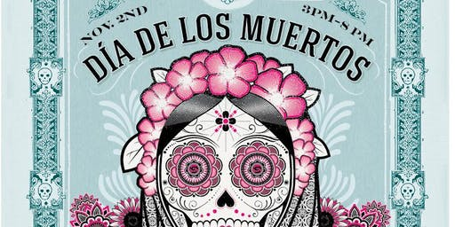 Souls of the City - Dia De Los Muertos - Old Sacramento